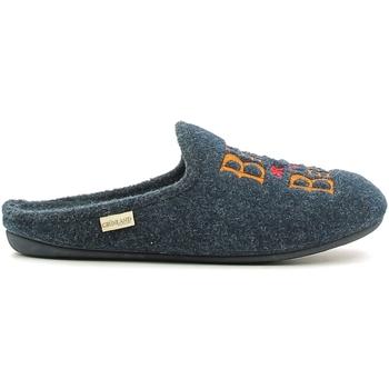 Παπούτσια Άνδρας Παντόφλες Grunland CI1073 Μπλε