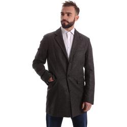 Υφασμάτινα Άνδρας Σακάκι / Blazers Gaudi 62FU30155 Γκρί