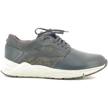 Παπούτσια Άνδρας Χαμηλά Sneakers Alberto Guardiani SU73452D Μπλε