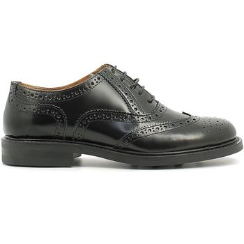 Παπούτσια Άνδρας Derby Rogers 9511A Μαύρος