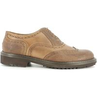 Παπούτσια Άνδρας Derby Rogers 2042B καφέ