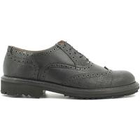 Παπούτσια Άνδρας Derby Rogers 2042B Μαύρος