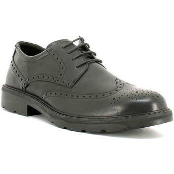 Παπούτσια Άνδρας Derby Enval 6872 Μαύρος