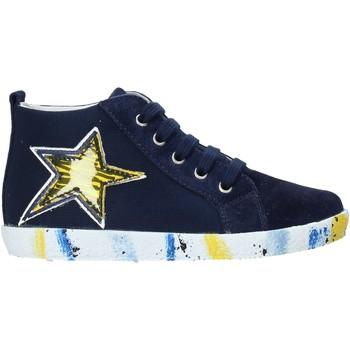 Παπούτσια Αγόρι Ψηλά Sneakers Falcotto 2013554-01-1C49 Μπλε