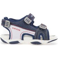 Παπούτσια Παιδί Σπορ σανδάλια Geox B821AA 08522 Μπλε