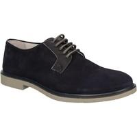 Παπούτσια Άνδρας Derby Café Noir RB613 Μπλε
