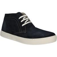 Παπούτσια Άνδρας Ψηλά Sneakers Café Noir XN601 Μπλε