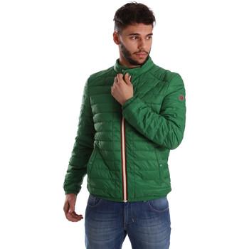 Υφασμάτινα Άνδρας Μπουφάν Gaudi 71BU35035 Πράσινος