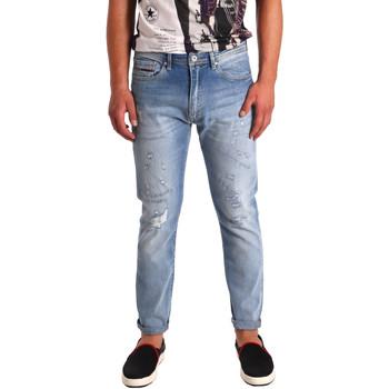 Υφασμάτινα Άνδρας Skinny Τζιν  Tommy Hilfiger DM0DM02107 Μπλε