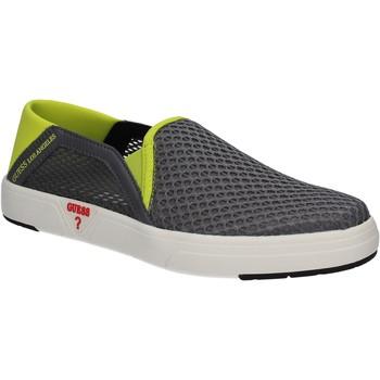 Παπούτσια Άνδρας Slip on Guess FMYAL2 FAB12 Γκρί