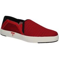 Παπούτσια Άνδρας Slip on Guess FMYAL2 FAB12 το κόκκινο