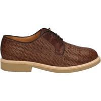 Παπούτσια Άνδρας Derby Soldini 20113 2 V05 καφέ