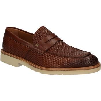 Παπούτσια Άνδρας Μοκασσίνια Maritan G 160771 καφέ