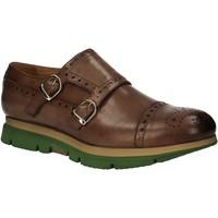 Παπούτσια Άνδρας Derby Rogers RUN09 καφέ