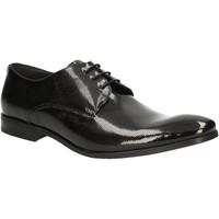 Παπούτσια Άνδρας Derby Rogers 9235A Μαύρος
