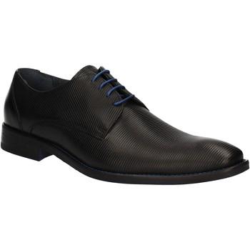 Παπούτσια Άνδρας Derby Rogers 1608B Μαύρος
