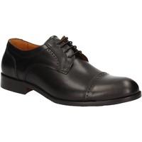 Παπούτσια Άνδρας Derby Rogers 1602B Μαύρος