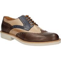 Παπούτσια Άνδρας Derby Rogers 1666B καφέ