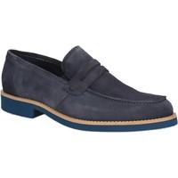 Παπούτσια Άνδρας Μοκασσίνια Rogers 1008B Μπλε