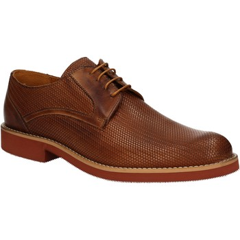 Παπούτσια Άνδρας Derby Rogers 2152B καφέ