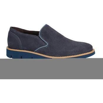 Παπούτσια Άνδρας Μοκασσίνια Rogers 1702B Μπλε