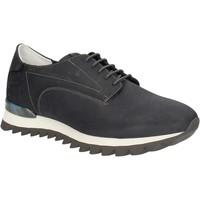Παπούτσια Άνδρας Χαμηλά Sneakers Alberto Guardiani SU744559A Μπλε