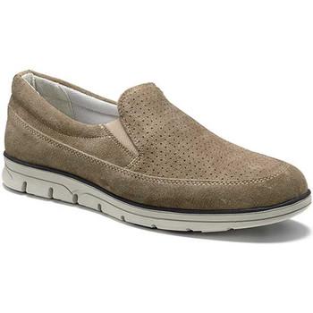 Παπούτσια Άνδρας Μοκασσίνια Keys 3073 Μπεζ