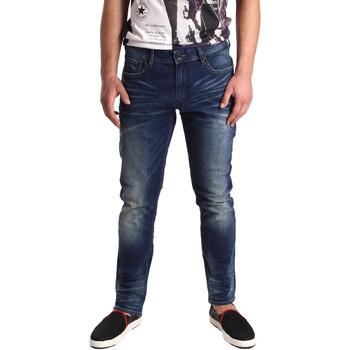 Υφασμάτινα Άνδρας Skinny Τζιν  Superdry M70003KOF5 Μπλε
