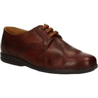 Παπούτσια Άνδρας Derby Fontana 5685-VI καφέ