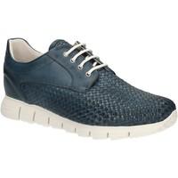 Παπούτσια Άνδρας Χαμηλά Sneakers Exton 338 Μπλε