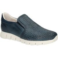 Παπούτσια Άνδρας Μοκασσίνια Exton 339 Μπλε