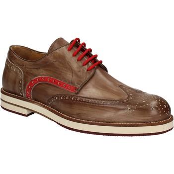Παπούτσια Άνδρας Derby Exton 609 καφέ