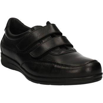 Παπούτσια Άνδρας Derby Baerchi 3805 Μαύρος