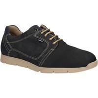 Παπούτσια Άνδρας Χαμηλά Sneakers Baerchi 5080 Μπλε