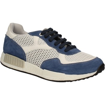 Παπούτσια Άνδρας Χαμηλά Sneakers Keys 3065 Μπλε