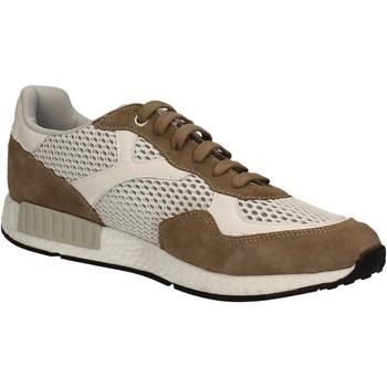 Παπούτσια Άνδρας Χαμηλά Sneakers Keys 3065 καφέ