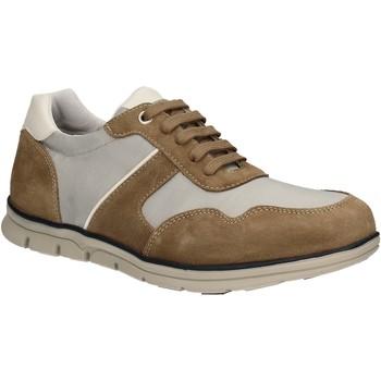 Παπούτσια Άνδρας Χαμηλά Sneakers Keys 3071 καφέ