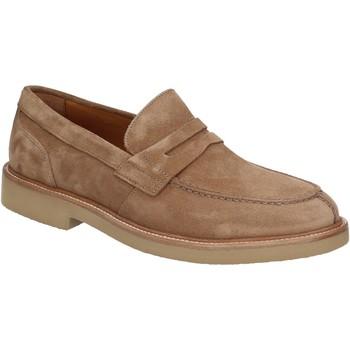 Παπούτσια Άνδρας Μοκασσίνια Maritan G 160772 καφέ