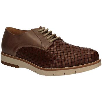 Παπούτσια Άνδρας Derby Keys 3041 καφέ