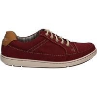 Παπούτσια Άνδρας Χαμηλά Sneakers Rockport BX1667 το κόκκινο