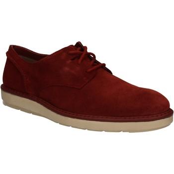 Παπούτσια Άνδρας Derby Clarks 123284 το κόκκινο