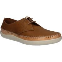 Παπούτσια Άνδρας Derby Clarks 123879 καφέ