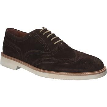Παπούτσια Άνδρας Derby Maritan G 140358 καφέ