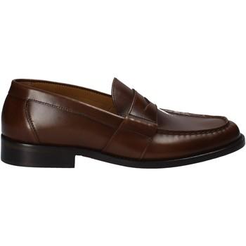 Παπούτσια Άνδρας Μοκασσίνια Maritan G 160496 καφέ
