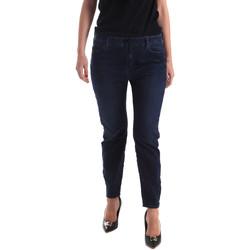 Υφασμάτινα Γυναίκα Skinny Τζιν  Gas 365759 Μπλε