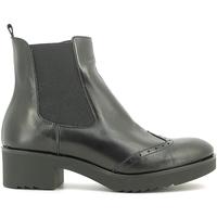 Παπούτσια Γυναίκα Μποτίνια Susimoda 856884 Μαύρος