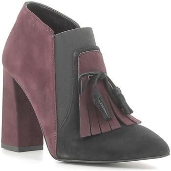 Παπούτσια Γυναίκα Χαμηλές Μπότες Café Noir NMA543 Μαύρος