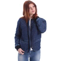Υφασμάτινα Γυναίκα Μπουφάν Gas 255425 Μπλε