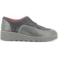 Παπούτσια Γυναίκα Derby Desigual 67MS3B0 Μαύρος