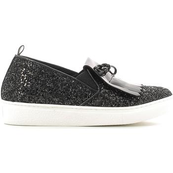Παπούτσια Γυναίκα Slip on Grunland SC2075 Μαύρος